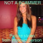 free dating scammer search