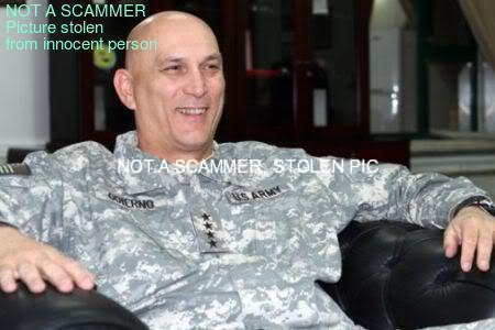 pictures most frequently used in military scams | ScamDigger